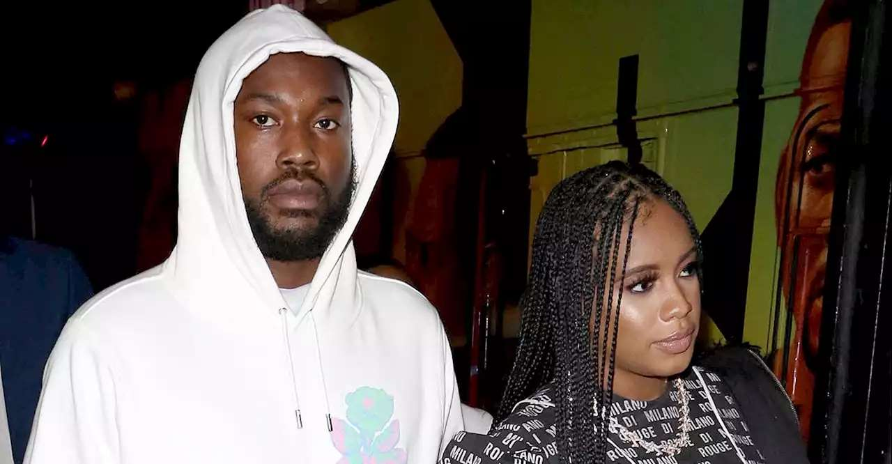 Meek Mill And Milan Harris Welcome First Child Together On Rapper S Birthday The Best Gift Womanly News